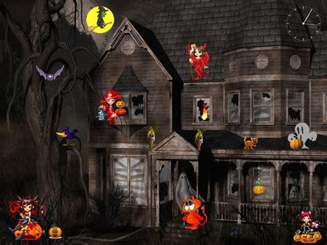 funny halloween screensaver  windows halloween screensaver