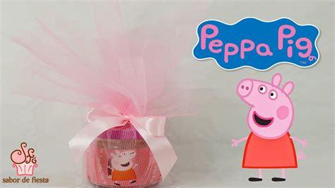 como hacer una pepa pig como hacer recuerdo dulcero de peppa pig f 193 cil sabor de