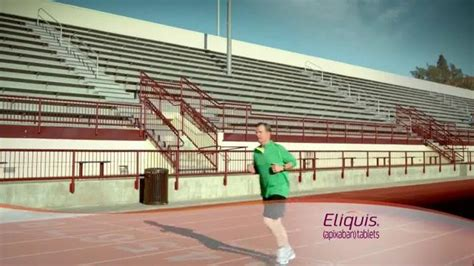 eliquis tv commercial spot eliquis commercial bringing my best