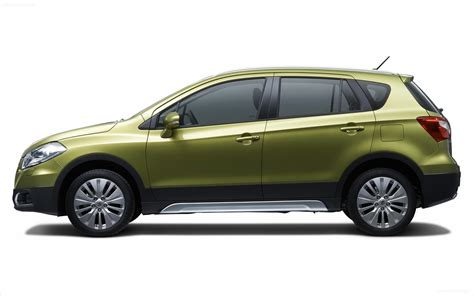 Suzuki Car 2014 Suzuki Sx4 Crossover 2014 Widescreen Car Photo 11
