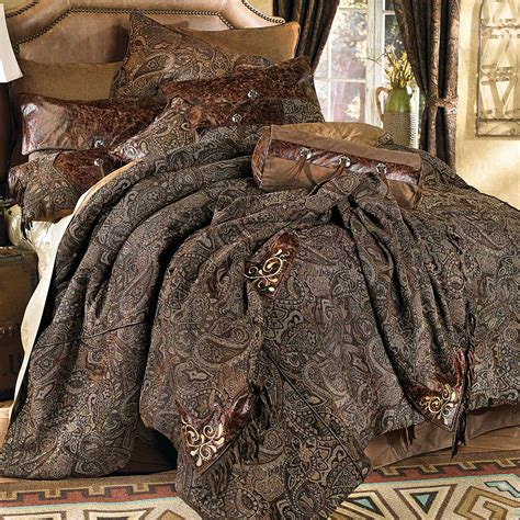 Western Bedding Sets King Western Bedding King Size Western Paisley Beaumont Bed Set Lone Western Decor