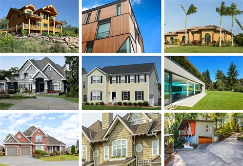 types of house exterior siding 16 different types of house siding with photo exles