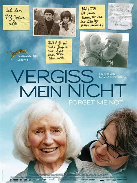 vergiss mein nicht dvd vergiss mein nicht 2012 filmstarts de