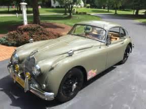 Jaguar 1959 Xk150 Jaguar Xk150 1959 4 Speed Overdrive Se Edition Special