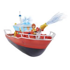 boot badewanne brandweerman sam rc titan kopen lobbes nl
