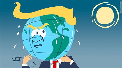 donald trump climate change what if trump dumps paris climate deal