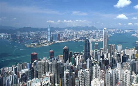 City Mba Hong Kong by Hong Kong Risks Becoming Epicentre Of The Next Global