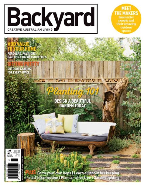 backyard magazine backyard magazine digital discountmags com