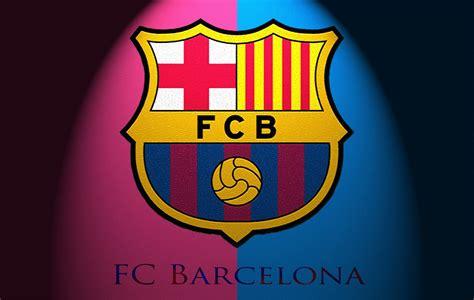 wallpaper logo barcelona bergerak gambar logo fc barcelona auto design tech