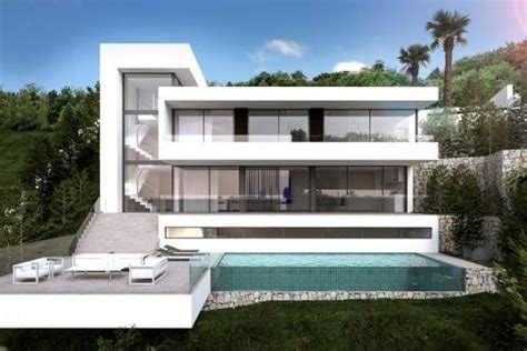villa for sale in javea sea view modern villa house