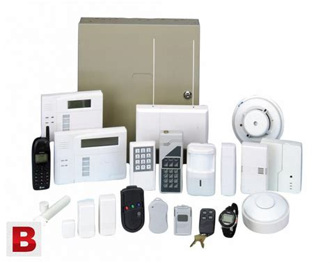 security alarm self monitoring system for home office