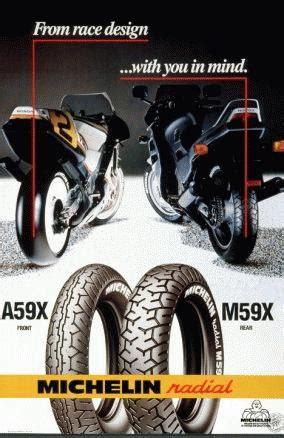 Reifendirekt Motorrad by Michelin Feiert 25 Jahre Radialpneus F 252 R Motorr 228 Der