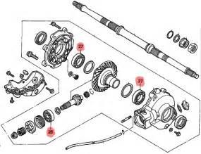 Honda Rancher 420 Rear Axle Diagram Car Interior Design