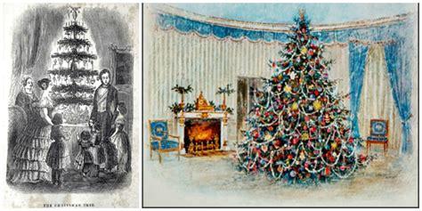 christmas tree history christian photo albums perfect