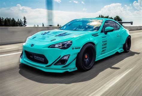 Toyota Scion Frs For Sale Blue Rocket Bunny Toyota Gt 86 Scion Frs Subaru