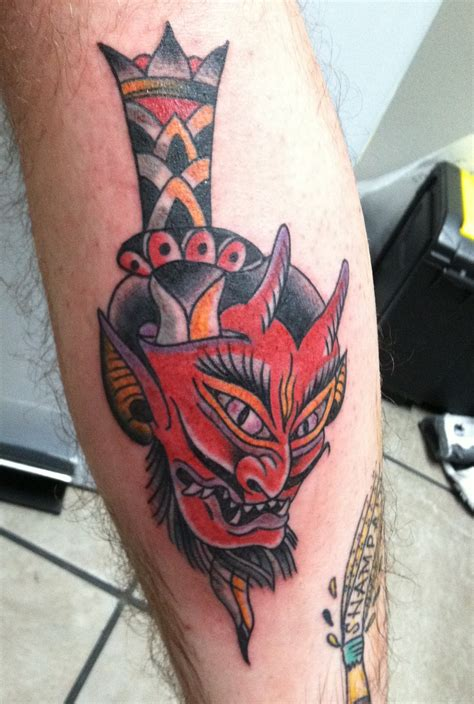 apache colin iron tiger tattoo