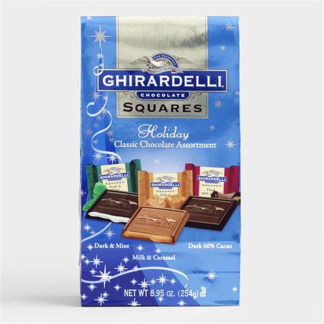 ghirardelli chocolate ghirardelli chocolate squares bag assortment