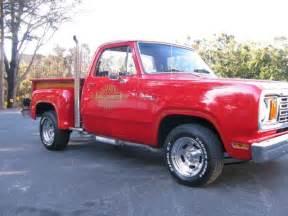 Dodge Express 1978 Dodge Lil Express Truck For Sale Dodge Other