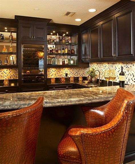 Home Bar Interior Design | the best area to install a home bar