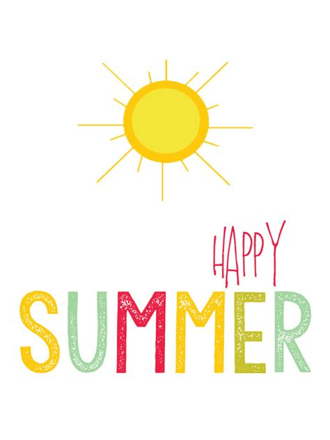 clipart summer happy summer clipart clipartion