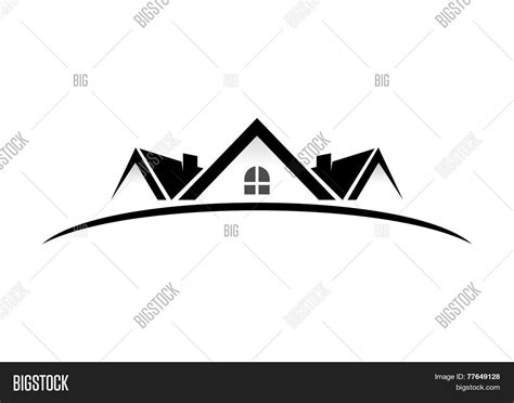 real eatate home vector logo vector photo bigstock