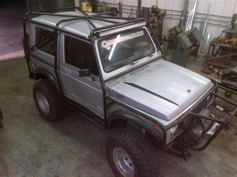 Suzuki Samurai Cage Projects Jb Fabrication And Welding