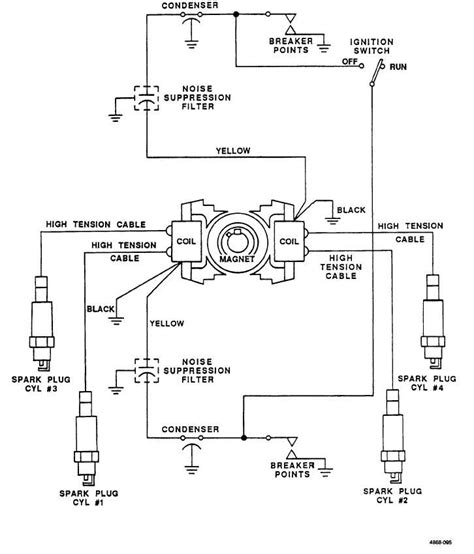 figure 5 27 breaker point ignition system wiring diagram