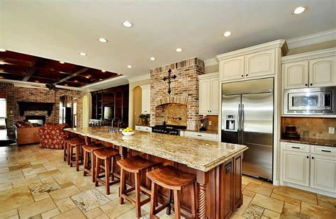 12 foot kitchen island 903 springhaven ct katy tx 77494 har