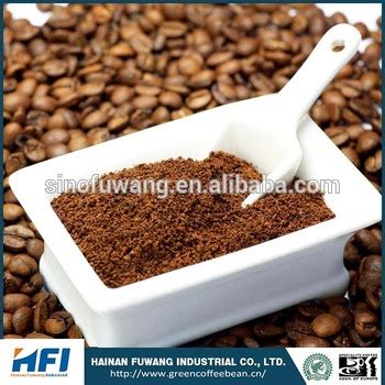 Coffee Black High Quality high quality packed low caffeine black coffee powder buy
