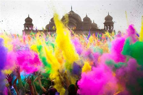 Holi Festival Essay In by Essay On Indian Festivals