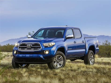 Toyota Tacoma 2016 Pictures 2016 Toyota Tacoma Review