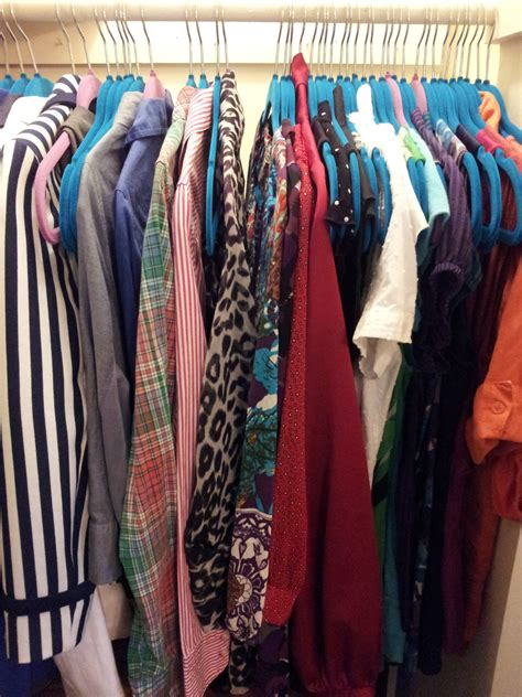 How To Organize Clothes Without A Dresser by How To Organize A Lot Of Clothing In Very Little Closet Space
