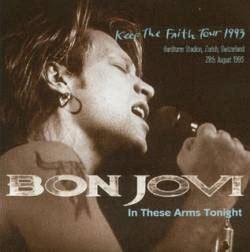 bon jovi in these arms bon jovi in these arms tonight bootleg spirit of metal