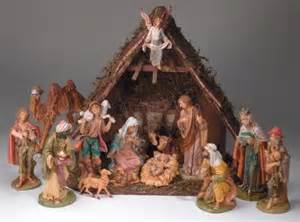 what do mexican nativity sets have that mine doesn t have
