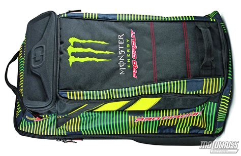 gear bags motocross mxa team tested pro circuit recon gear bag
