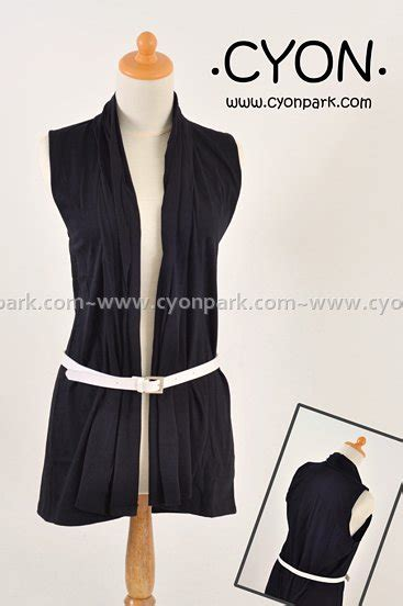 Stripe Vest Baju Anjing Black Size M make it butik shop tas pesta belt wanita