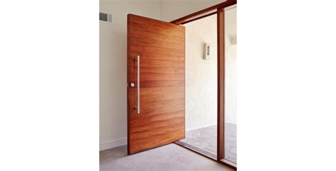 Narrow Home Designs by Is A Pivot Door Right For Your Next Project