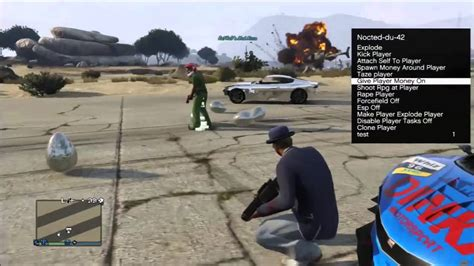 mod gta 5 cash ps3 gta5 gta v online mod menu 1 19 free money lobby youtube