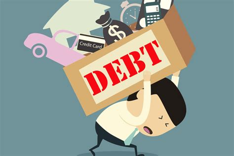 Mba Debt Salary Breakdown Personal by 5 Surprising Sources Of Debt Personal Finance Us News