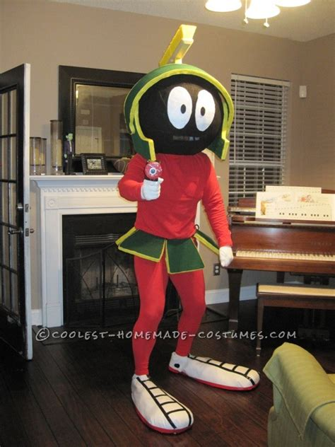 coolest marvin  martian costume