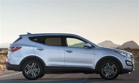 Hyundai Santa Fe 2014 Mpg by All New 2013 Hyundai Santa Fe Cleanmpg