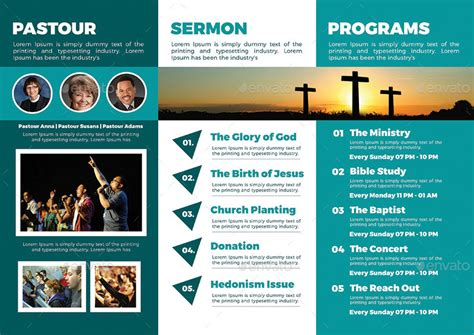 welcome brochure template real hopes church trifold brochures by banyustudio