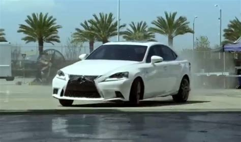 Lexus Is Commercial by Lexus Cars News Is Commercial The