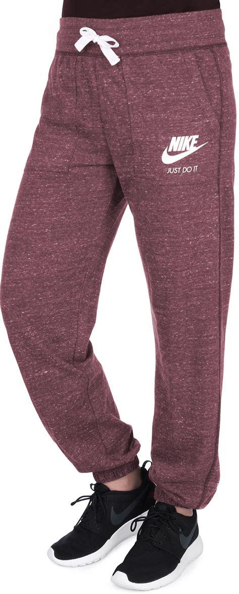 Sweat Pant 34 Maroon nike vintage w sweat maroon