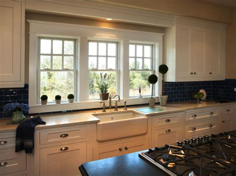 kitchen window ideas pictures large kitchen windows pictures ideas tips from hgtv