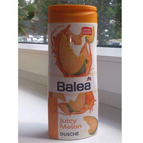Le In Der Dusche by Test Reinigung Balea Melon Dusche Le