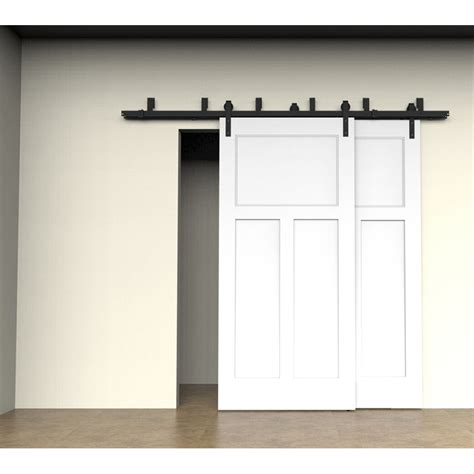 Online Get Cheap Black Interior Doors Aliexpress Com Interior Sliding Barn Doors Hardware