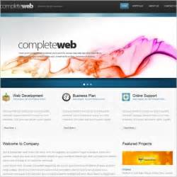 best web design templates template design