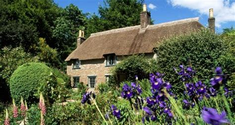 Hardy Cottage by Hardys Cottage Hardy Country National Trust Property