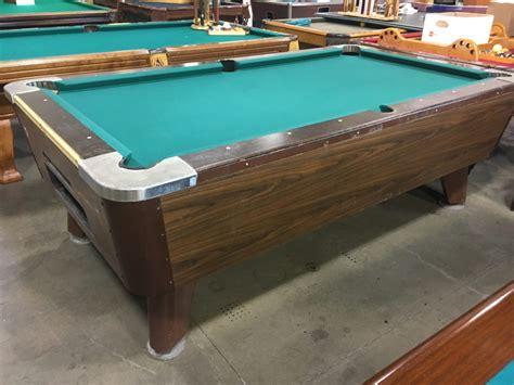 used bumper pool table used pool tables kinneybilliards com